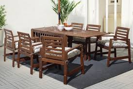 IKEA Outdoor Dining Furniture