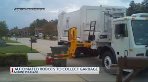 100 Truck Town Summerville Mount Pleasant Transitioning To Fullyautomated Garbage Trucks