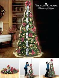 Outdoor Led Christmas Tree Pull Up