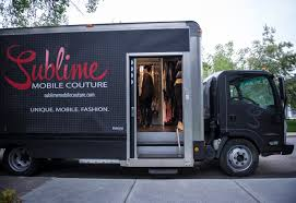 Calgary's Own Mobile Fashion Truck Hits The Streets