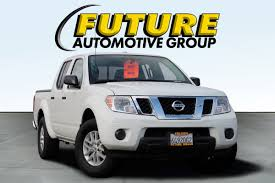 100 Used Nissan Frontier Trucks For Sale Certified PreOwned 2017 SV V6 Crew Cab Pickup In
