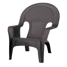 Adirondack Chairs Ace Hardware by Us Leisure Cappuccino Resin Wicker Lounger 189976 Sport And