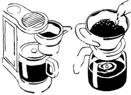 TG Coffee Filter Illustration