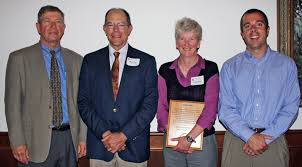 100 Richard Carrier Trucking Rangeley Resident Named States Outstanding Forester Of 2014 Daily