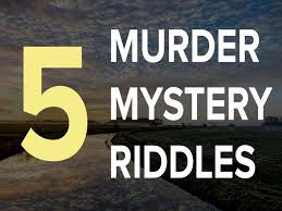 Hard Halloween Brain Teasers by Top 5 Murder Mystery Riddles Youtube