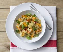 Pumpkin Risotto Recipe Easy by Recipe Roasted Pumpkin And Quinoa Risotto By Thermomix In