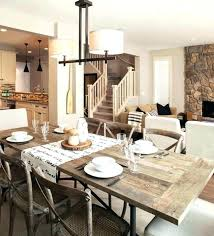 Farmhouse Dining Room Chandelier Rustic Chandeliers Small Images Of Table Lighting Home Iron Light Fixtures