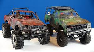 100 4x4 Rc Truck RC ADVENTURES Trail Finder 2 Toyota Hilux RC S 110th