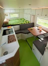 Motorhome Interior Design Ideas Best 25