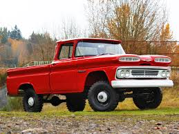 1960 Chevrolet Apache 10 Fleetside Pickup Truck (K14)