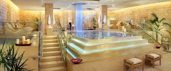 The Roman Bath Decor Of Qua Baths And Spa Photo Credit Caesars Palace