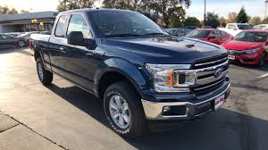 100 Redding Truck And Auto New 2018 Ford F150 XLT 4WD Supercab For SaleLease CA