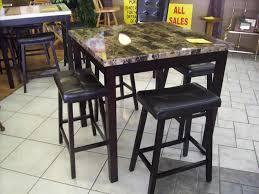 Outdoor High Top Table Pub Chairs Patio Rhsellingpppcom Square Dark ...