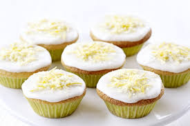 Lemon Fairy Cakes Recipe