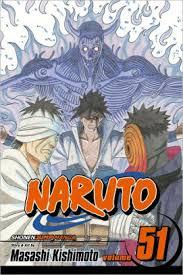 Naruto Vol 51 Sasuke Vs Danzo