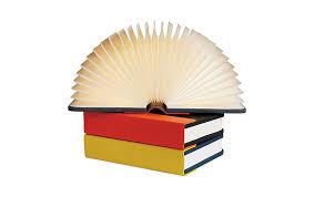 Mini Lumio Fabric Book Lamp Design Within Reach