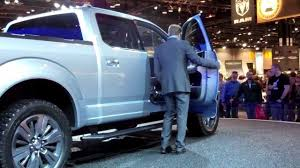 2015 Ford Atlas F-150 Truck Concept - YouTube