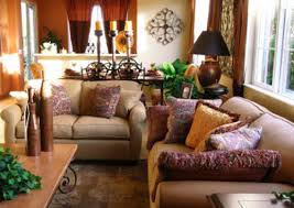 easy earth tone living room ideas for your classic home interior