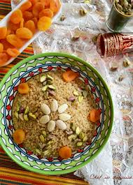 couscous dessert chef in disguise