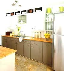 refaire la cuisine changer les portes de sa cuisine refaire sa cuisine sans changer les