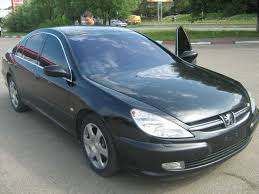 2003 Peugeot 607 Specs and s