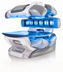 Uvb Tanning Beds by Tanning Bed Matrix Compact L28 Er Iso Italia Videos