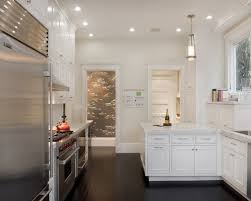 White Kitchen Dark Floors How To Make Your Own Design Ideas 15
