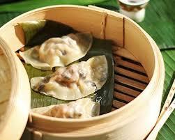 cuisine asiatique vapeur recette bouchées vapeur aux crevettes facile rapide