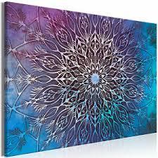 orient mandala leinwand deko bilder bild druck esszimmer