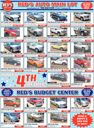 Happy 4th Of July, Red's Auto Sale, Ironwood, MI Reds Rollen Garage Jeffersonville Auto Transport Washington 2016 Chevrolet Spark 1lt Cvt Of Ironwood Ccinnati Inspired Sports Stripe Seat Covers Suv Apple Candy Red House Kolor Youtube 20 Redspace Reds First Look Chris Bangle On His New Automotive Bangles Brings A New Visual Language To Car Design Car Galpolis Oh Reds Auto Center Find In 20 Inspirational Images And Trucks Cars Wrecker Service Red Sales Llc Dealership Joplin Missouri Facebook Autos 2005 Colorado Center Redsautocenter1 Twitter