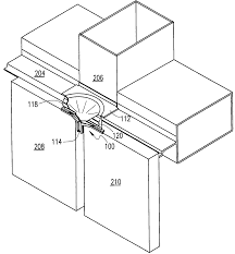 Ykk Unitized Curtain Wall by Patent Us7631471 Method And Apparatus For Moisture Collection