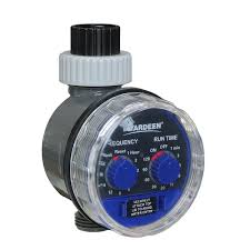 Hose Faucet Timer Wifi by Yardeen Smart Electronic Water Timer Garden Irrigation Controller