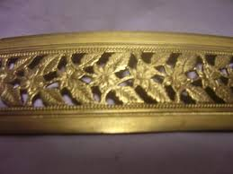 Decorative Metal Banding For Furniture by Light Brass Banding Lamp Brass Banding Mylampparts Com