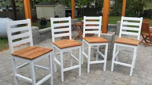 Pallet Adirondack Chair Plans by Console Tables Magnificent Ana White Bar Stool Cedar Pub Chairs
