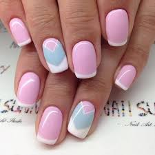 Best 25 Pink nail designs ideas on Pinterest