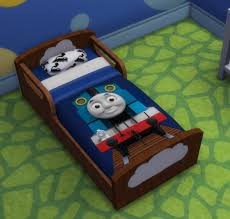 thomas and friends toddler beds 1 0 simsworkshop