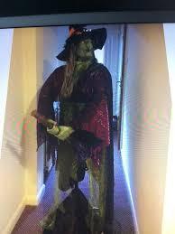 7ft Pre Lit Christmas Tree Asda by Wanda The Witch Animated Halloween Prop Lifesize In Halifax