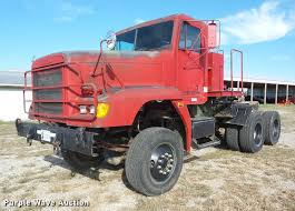1993 Freightliner M916A1 Semi Truck | Item K6344 | SOLD! Nov... Semi Trucks Accsories For Sale Commercial Truck Auctions Buy First Gear 193122 Kline Mack Granite Heavyduty Dump 1 Heavy Equipment Auction Rycroft Alberta Weaver 2890 Best Big Rigs Images On Pinterest Trucks And Freightliner Columbia Bigiron Auctions Youtube Espe Auctioneering Forklift Trailer Hess Auctioneers In Imperial Missouri By Purple Wave Sold November 2 Purplewave Inc Liberal 1998 Volvo Vnl64t Semi Truck Item Dc3800