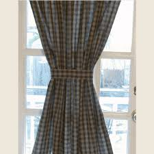 Sidelight Window Treatments Bed Bath And Beyond by Design Ideas For Door Curtain Panel 18011