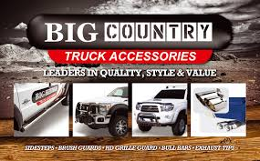 Big Country Truck Accessories BIG COUNTRY Banner EX0004-i - Auto ...