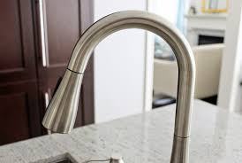 Moen Renzo Chrome Single Handle Kitchen Faucet by 100 Moen Kitchen Faucet Repair Manual Temptrol Spindle