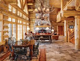 Log Home Interior Decorating Ideas 17 Log Home Design Ideas For Every Room In The House