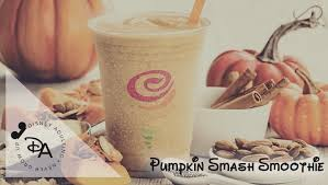 Pumpkin Smash Jamba Juice by The Ultimate Disney Pumpkin Spice Crawl For The Pumpkin Obsessed