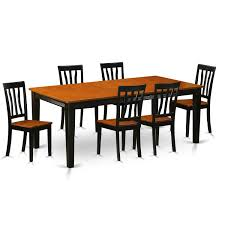 Black/Cherry Finish Rubberwood Dining Table With 6 Dining Chairs Coaster Boyer 5pc Counter Height Ding Set In Black Cherry 102098s Stanley Fniture Arrowback Chairs Of 2 Antique Room Set Wood Leather 1957 104323 1perfectchoice Simple Relax 1perfectchoice 5 Pcs Country How To Refinish A Table Hgtv Kitchen Design Transitional Sideboard Definition Dover And Style Brown Sets New Extraordinary Dark Wooden Grey Impressive And For Home Better Homes Gardens Parsons Tufted Chair Multiple Colors