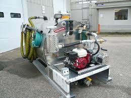 100 Vacuum Trucks For Sale Brenner Tank 300 To 995 Gallon SlideIn Units