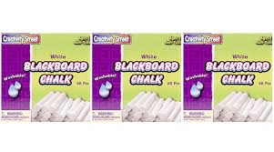 Amazon.com: Blackboard Chalk: Arts, Crafts & Sewing