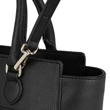 love moschino small handbag grain pu nero black women love