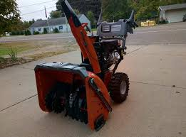 100 Snow Blowers For Trucks Husqvarna ST327P Blower Picture Review Movingcom