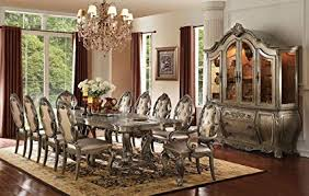 Inland Empire Furnitures Marcel 11 Pc Dining Room Set