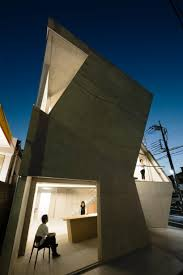 100 Atelier Tekuto Atelier Tekuto Carves Boltuns Headquarters Out Of A